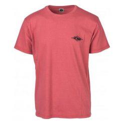 Rip Curl T-Shirt Męski Pin Up L Różowy. Niebieskie t-shirty męskie marki Oakley, na lato, z bawełny, eleganckie. Za 117,00 zł.
