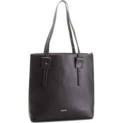 Torebka LASOCKI - VS4503  Czarny. Brązowe torebki klasyczne damskie Lasocki, ze skóry. Za 279,99 zł.