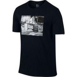 Nike Koszulka męska Football Photo Tee czarna r. XL (789387-010). Białe t-shirty męskie marki Adidas, l, z jersey, do piłki nożnej. Za 99,90 zł.