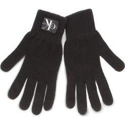 Rękawiczki Męskie CALVIN KLEIN JEANS - J Basic Men Knitted Gloves K50K504184  016. Czarne rękawiczki męskie Calvin Klein Jeans, z jeansu. Za 159,00 zł.