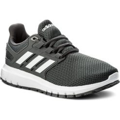Buty adidas - Energy Cloud 2 W CG4070 Grefiv/Ftwwht/Carbon. Czarne buty do biegania damskie marki Adidas, z kauczuku. W wyprzedaży za 199,00 zł.