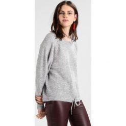 Swetry damskie: Vila VISIMI Sweter light grey
