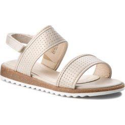 Sandały dziewczęce: Sandały NELLI BLU – CM170427-6 Beżowy