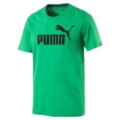 T-shirty męskie: Puma T-Shirt Ess No.1 Tee Bright Green M