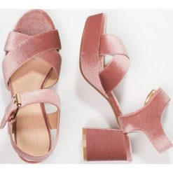 Rzymianki damskie: Office Sandały na platformie pink