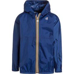 KWay CLAUDE LE VRAI 2.0 Kurtka Outdoor royal. Niebieskie kurtki chłopięce przeciwdeszczowe K-Way, z materiału. Za 169,00 zł.