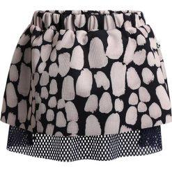 Noé & Zoë SKIRT Spódnica mini midnight blue. Niebieskie spódniczki dziewczęce Noé & Zoë, z elastanu, mini. W wyprzedaży za 167,20 zł.