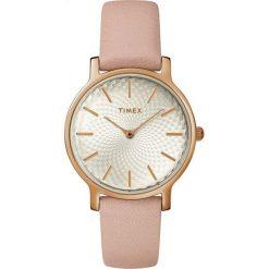 Timex - Zegarek TW2R85200. Szare zegarki damskie Timex, szklane. Za 329,90 zł.