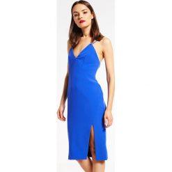 Sukienki hiszpanki: Topshop Petite Sukienka letnia cobalt
