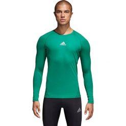 Adidas Koszulka męska ASK SPRT LST zielona r. XXL (CW9504). Zielone koszulki sportowe męskie Adidas, m. Za 105,94 zł.