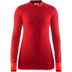 Craft Koszulka Termoaktywna Warm Intensity Red Xl. Czerwone bluzki sportowe damskie marki Craft, xl, z materiału. W wyprzedaży za 179,00 zł.