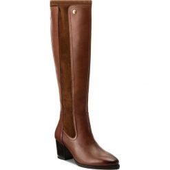 Buty zimowe damskie: Kozaki CAPRICE - 9-25514-29 Cognac Nappa 303