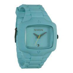 Biżuteria i zegarki damskie: Zegarek unisex Seafoam Nixon Rubber Player A1391272