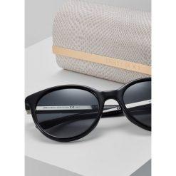 Okulary przeciwsłoneczne damskie aviatory: Jimmy Choo ERIE Okulary przeciwsłoneczne black