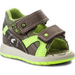 Sandały PRIMIGI - 1364100 Talp. Szare sandały chłopięce Primigi, z materiału. W wyprzedaży za 159,00 zł.