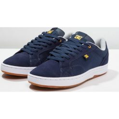 Tenisówki męskie: DC Shoes ASTOR Tenisówki i Trampki navy/yellow