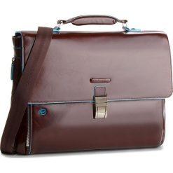 Torba na laptopa PIQUADRO - CA3111B2/MO Brązowy. Brązowe torby na laptopa marki Piquadro, ze skóry. W wyprzedaży za 1349,00 zł.