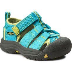 Sandały KEEN - Newport H2 1012272 Hawaiian Blue/Green Glow. Niebieskie sandały chłopięce Keen, z materiału. Za 169,95 zł.