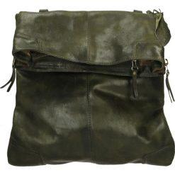 Torba - 200323 JU-C-T. Czarne torebki klasyczne damskie marki Venezia, ze skóry. Za 949,00 zł.