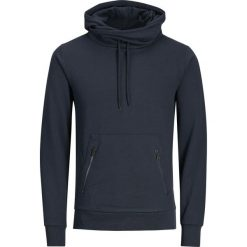 Kardigany męskie: Bluza z kapturem