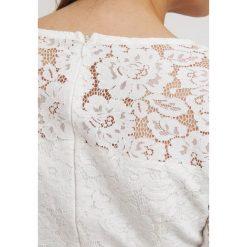 Sukienki hiszpanki: Young Couture by Barbara Schwarzer Sukienka etui woolwhite