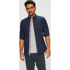 Tommy Jeans - Koszula. Czarne koszule męskie jeansowe Tommy Jeans, l, button down, z długim rękawem. Za 299,90 zł.