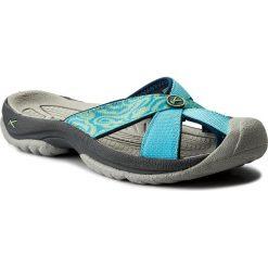 Klapki KEEN - Bali 1018223 Norse Blue/Blue Opal. Niebieskie klapki damskie marki Keen, z materiału. W wyprzedaży za 179,00 zł.