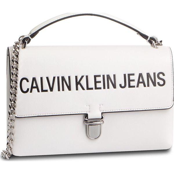 c955b4343baf1 Torebki klasyczne damskie Calvin Klein Jeans - Zniżki do 40%! - Kolekcja  wiosna 2019 - myBaze.com