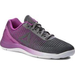 Buty Reebok - R Crossfit Nano 7 BS8351  Alloy/Violet/White. Szare buty do fitnessu damskie marki KALENJI, z gumy. W wyprzedaży za 349,00 zł.