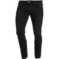 Cars Jeans SHIELD Jeansy Slim Fit black. Czarne jeansy męskie marki Criminal Damage. Za 209,00 zł.