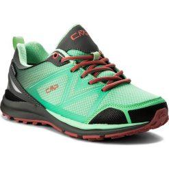 Buty CMP - Alya Wmn Trail Shoes Wp 38Q9916 Linfa E216. Zielone buty do biegania damskie CMP, z materiału. W wyprzedaży za 179,00 zł.
