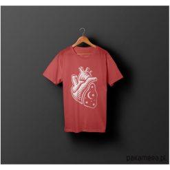 T-shirty męskie: Koszulka Księżycowe Serce