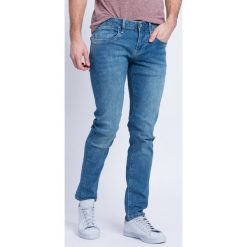 Pepe Jeans - Jeansy Hatch. Niebieskie rurki męskie marki Pepe Jeans. W wyprzedaży za 229,90 zł.