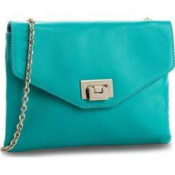 Torebka COCCINELLE - BV3 Pochette E5 BV3 55 E5 07 Turquoise 028. Zielone torebki klasyczne damskie Coccinelle, ze skóry. W wyprzedaży za 489,00 zł.