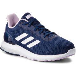 Buty adidas - Cosmic2 B44889 Dkblue/Ftwwht/Aerpnk. Czarne buty do biegania damskie marki Adidas, z kauczuku. W wyprzedaży za 189,00 zł.