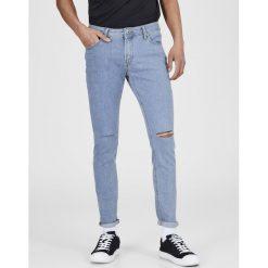 Jeansy skinny Jjiliam Jjoriginal. Szare jeansy męskie skinny marki Jack & Jones. Za 176,36 zł.