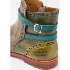 Botki damskie lity: Melvin & Hamilton AMELIE Ankle boot ice blue/mint green