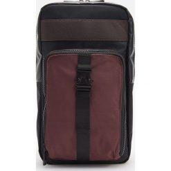Plecak - Bordowy. Czerwone plecaki męskie marki Reserved. Za 99,99 zł.