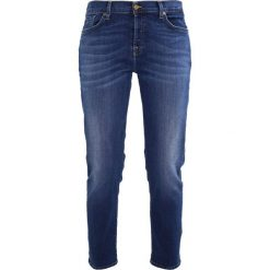 Boyfriendy damskie: 7 for all mankind JOSEFINA Jeansy Relaxed Fit blue denim