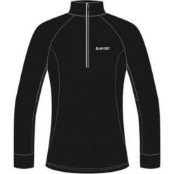 Hi-tec Bluza damska Lady Olme Black/Reflective r. XL. Czarne bluzy sportowe damskie Hi-tec, xl. Za 94,50 zł.