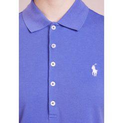 Polo Ralph Lauren JULIE POLO Koszulka polo summer royal. Szare bralety marki Polo Ralph Lauren, z bawełny. Za 419,00 zł.