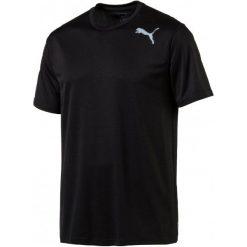 Puma Koszulka Sportowa Essential Ss Tee Black Xl. Czarne koszulki do fitnessu męskie marki Puma, m, z materiału. W wyprzedaży za 69,00 zł.