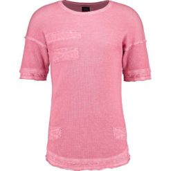 T-shirty męskie z nadrukiem: Black Kaviar SLOVER Tshirt z nadrukiem pink
