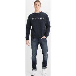 Soulland FONTANE Bluza black. Czarne kardigany męskie marki Soulland, m, z bawełny. W wyprzedaży za 398,30 zł.