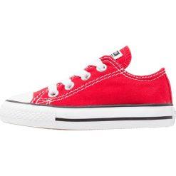 Converse CHUCK TAYLOR ALL STAR CORE Tenisówki i Trampki red. Czerwone trampki chłopięce marki Converse, z materiału. Za 159,00 zł.