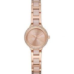 Zegarek MICHAEL KORS - Taryn MK6582 Rose Gold/Rose Gold. Czerwone zegarki damskie Michael Kors. Za 1295,00 zł.