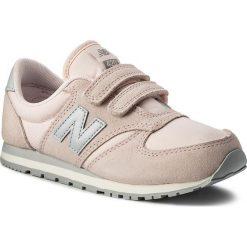 Buty sportowe dziewczęce: Sneakersy NEW BALANCE – KE420NSY Różowy