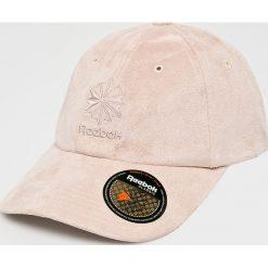 Reebok Classic - Czapka. Czarne czapki z daszkiem damskie marki INOVIK, z elastanu. W wyprzedaży za 79,90 zł.