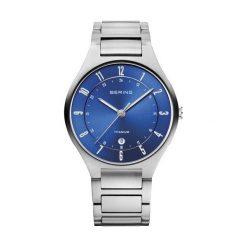 Zegarki męskie: Bering Titanium 11739-707 - Zobacz także Książki, muzyka, multimedia, zabawki, zegarki i wiele więcej