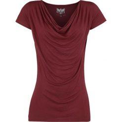 Black Premium by EMP Emma Koszulka damska bordowy. Czarne bluzki wizytowe marki Black Premium by EMP, xl, z poliesteru. Za 74,90 zł.